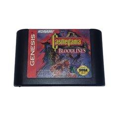 Castlevania Bloodlines (Genesis)