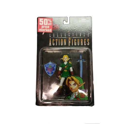 Legend of Zelda Ocarina of Time Link Action Figure