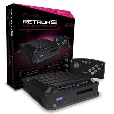 Retron 5 Retro Gaming System