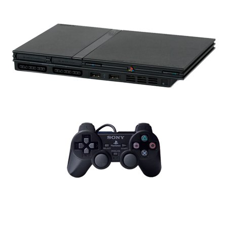 Playstation 2 Slim Complete Console
