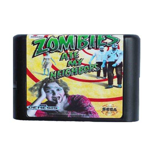 Zombies Ate My Neighbors (Genesis)