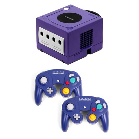 Gamecube Complete System with 2 Controllers