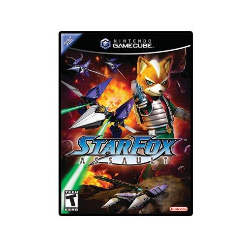 Star Fox Assault (Gamecube)