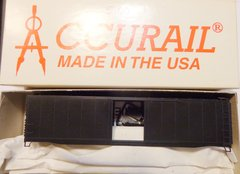ACCURAIL 5100- 50 FT S.D. BOXCAR UNDECORATED-BLACK