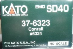 KATO HO CONRAIL SD40 LOCO BOX