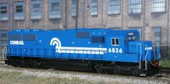 PROTO 2000 CONRAIL EMD SD60 #6826 DCC READY WITH DCC AND SOUND OPTIONS