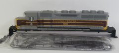 KATO HO PARTS ALGOMA CENTRAL #180 SD40 COMPLETE SHELL w/HANDRAILS
