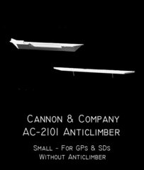 CANNON & CO #2101 EMD 35/40 SERIES MANY DASH 2 SMALL ANTICLIMBER