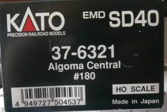KATO HO ALGOMA CENTRAL SD40 LOCO BOX
