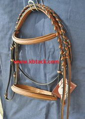 Bobby's English Tack, fancy bridle