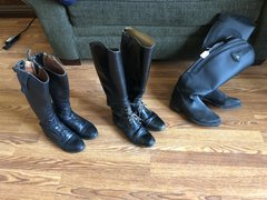 Mountain Horse 9W winter boots