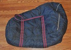Saddle gear bag