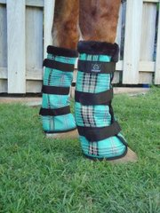 Kensington fly boots