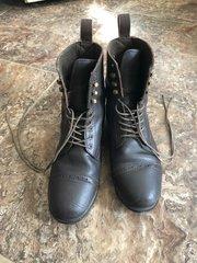 Ladies 8 paddock boots