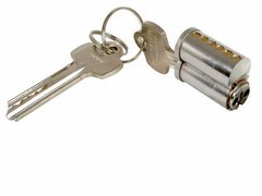 SFIC - Cylinder for Best and Arrow Style Locks (nickel finish)