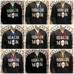 Goalie Mom Sweatshirt