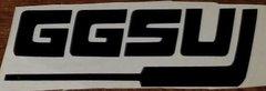 Official GGSU Helmet Decals