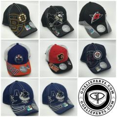 Pro-Stock NHL Flex Fit Hats