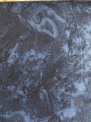 Midnight Fabric by Hoffman, 1895 - 128 Bali Batik