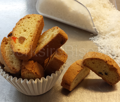 Buon Amici (Our mini biscotti)