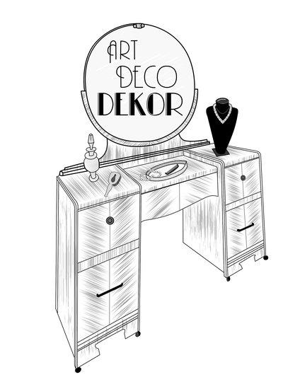 Art Deco Dekor