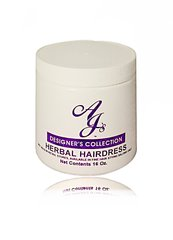 AJ'S Herbal Hairdress 16 oz.