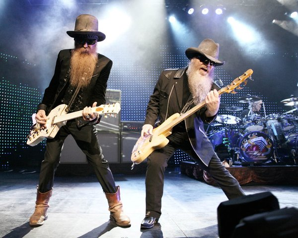 ZZ Top Band 1