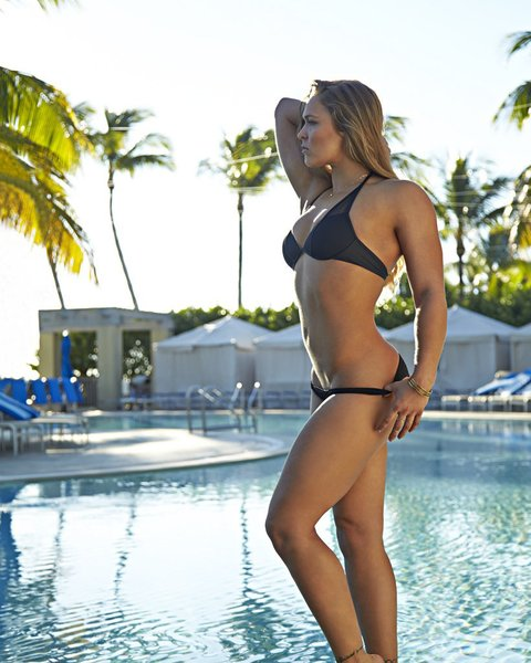 Ronda Rousey 5