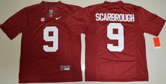 Bo Scarbrough Jersey