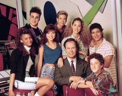 Saved By The Bell Cast 1