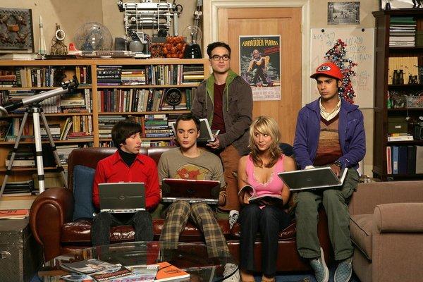 Big Bang Theory 1