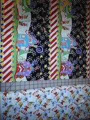 F - It's Christmas, Toy Shop Stripe