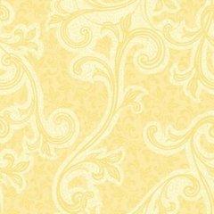 F - Pirouette Scroll, Buttercream
