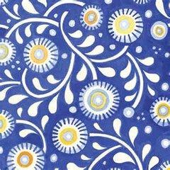 F - Mooshka-11 Blue & Yellow