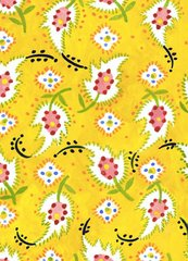 F - Mooshka-10 Yellow Flower