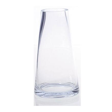 Fat Pyramid Vase