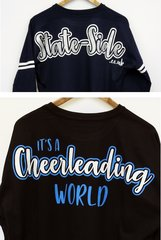 Design Your Own Spirit Style Jersey