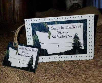 Spirit in the Wood located in Naches, WA