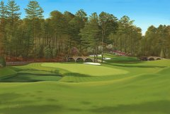 Augusta 11th and 12th, 'Amen Corner'