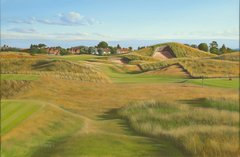Royal St Georges, England, 4th Hole