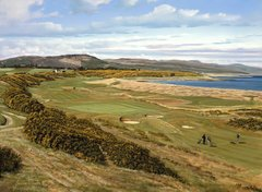 Royal Dornoch, Scotland