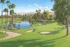 Mission Hills Country Club, 6th Hole