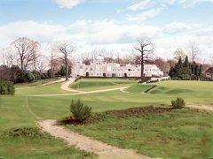 Wentworth Golf Club, England. First Fairway.