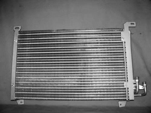 84 85 86 87 88 Pontiac Fiero AC Condenser a/c 1984 1985 ...