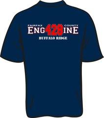 FS428 Engine T-shirt