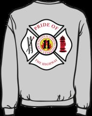 FS411 Fire & Rescue Lightweight Sweatshirt