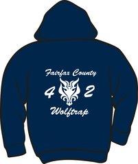 FS442 Wolftrap Lightweight Hoodie