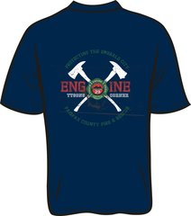 FS429 Engine T-shirt