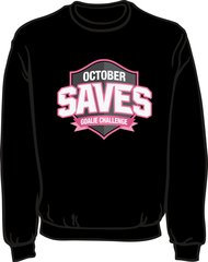 October Saves Heavyweight Sweatshirt