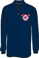 Volunteer 19 Long-Sleeve Polo